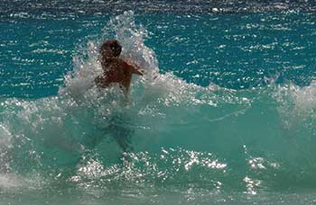 Splashing-around-in-Waves-in-Barbados